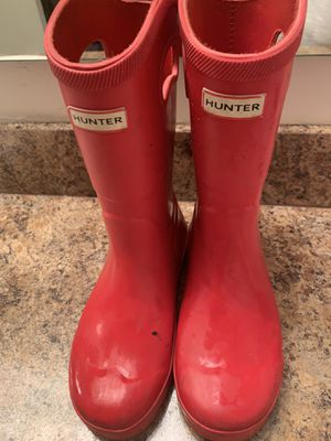 Hunter Rain boots (kids) for Sale in Lighthouse Point, FL