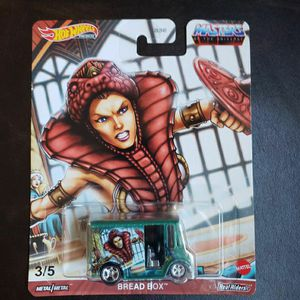 Hot Wheels Masters Of The Universe 3/5 Bread Box TEELA for Sale in Ontario, CA