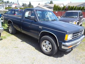 1990 Chevy S10 for Sale in Tacoma, WA
