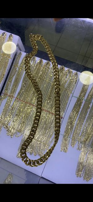 14k Gold chain for Sale in Brooklyn, NY