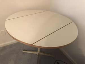 Poker or breakfast table with three chairs! for Sale in Bel Air, MD