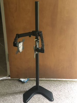 Dual monitor stand for Sale in Fairfax, VA