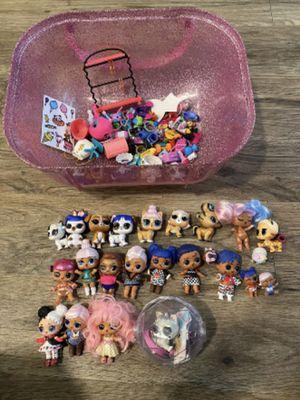 LOL Doll Lot for Sale in San Antonio, TX
