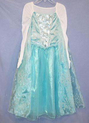 Disney Store Elsa Costume Children's 5/6 for Sale in Worthington, OH