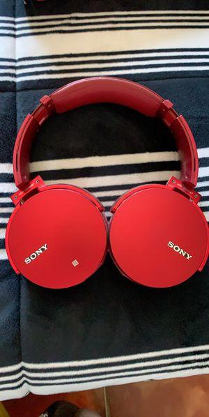 Sony Bluetooth headphones for Sale in Fresno, CA