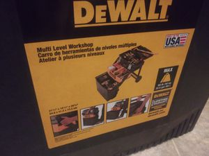 Dewalt tool box $100 new. for Sale in Pueblo, CO