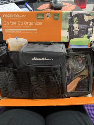 New Eddie Bauer stroller Organizer for Sale in Chicago, IL