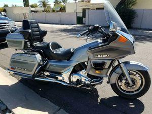 1988 Suzuki Cavalcade touring motorcycle for Sale in Buckeye, AZ
