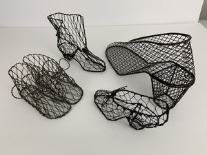 Decorative Black Wire Shoes for Sale in Renton, WA