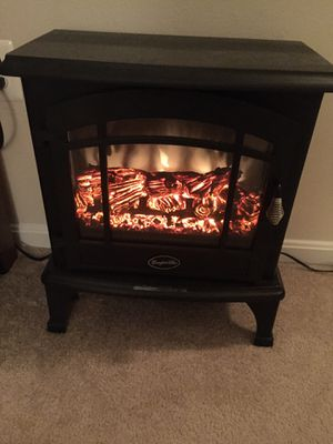 Faux flame heater for Sale in Rockville, MD