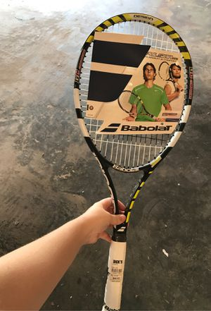 Pulsion 102 Graphite Composite Tennis Racket for Sale in Fresno, CA