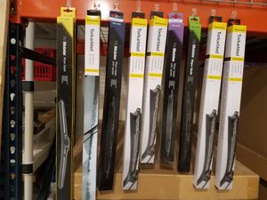 """Windshield Wipers ***18""""-28""""!! All sizes!! Must go!! for Sale in Fort Lauderdale, FL"""
