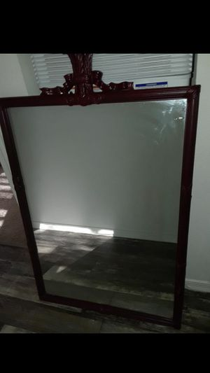 Large wall mirror for Sale in North Las Vegas, NV