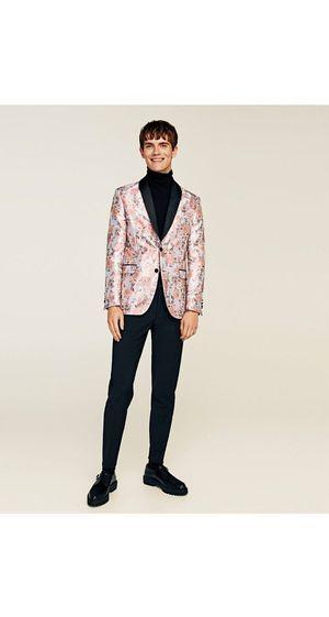 Zara floral blazer for Sale in Boston, MA