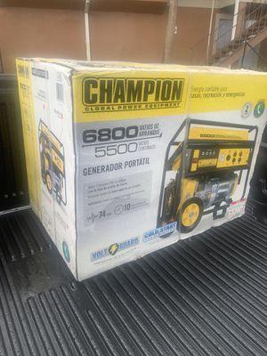 Generator , champion for Sale in Tampa, FL