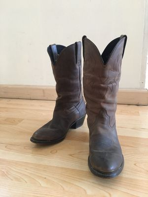Beautiful Leather Cowboy Boots w/ Details - Women's 7 for Sale in Denver, CO