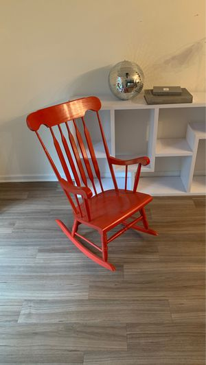 Retro Rocking Chair for Sale in Herndon, VA