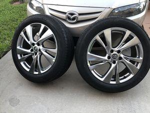 2014 Infiniti QX60 OEM rims&tires set for Sale in Land O Lakes, FL