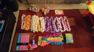 Moana Bday Party Accessories for Sale in Downers Grove, IL