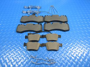 Maserati Levante S front and rear brake pads brakes kit PREMIUM QUALITY #6598 for Sale in Hallandale Beach, FL