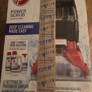 Hover Carpet Power Scrubber Deep Cleaning Deluxe for Sale in Los Angeles, CA