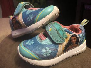 Disney Moana Toddler Shoes for Sale in Cornelius, OR