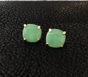 Kate Spade green stud earrings for Sale in Pflugerville, TX