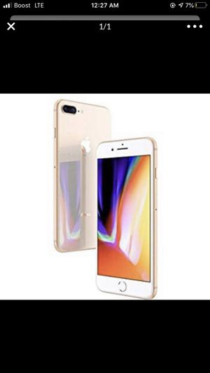 iphone 8 plus for Sale in Fairview, OR