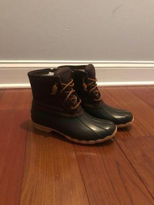 Brand new Sperry Rain boots for Sale in Woodbridge, VA