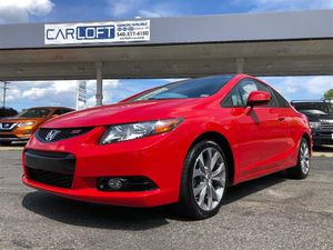 2012 Honda Civic Cpe for Sale in Fredericksburg, VA