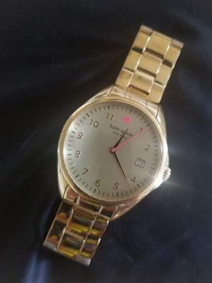 Kate Spade gold watch for Sale in Manchester, CT