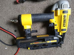 DeWalt nail gun for Sale in Washington, DC