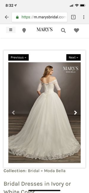 Wedding dress for Sale in Winterville, NC
