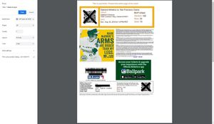 Giants/As tickets for sale! (8/25) for Sale in Lodi, CA