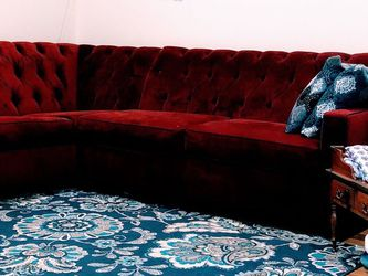 Sectional Couch with Pull-Out Bed for Sale in Castro Valley,  CA
