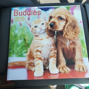 Buddies 2020 calendar for Sale in Fontana, CA