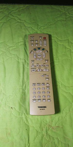 Toshiba tv remote for Sale in Fresno, CA