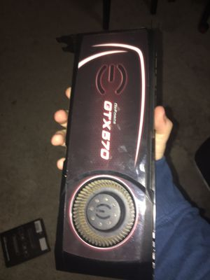 EVGA GTX 570 for Sale in Pinconning, MI
