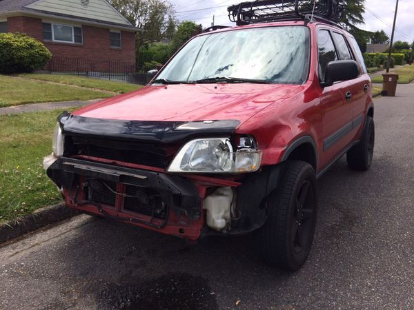 1999 Honda CRV GSR swap 5 speed AWD for Sale in Tacoma, WA - OfferUp