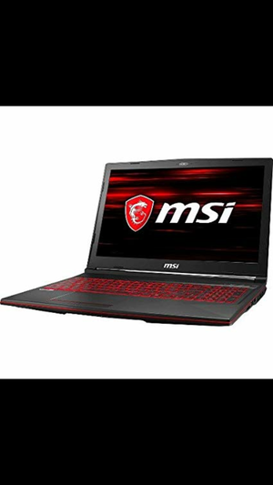 MSI GL62M 7REX-1896US for Sale in Berkeley, CA