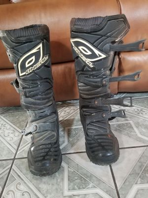 O'neal riding boots size 10 for Sale in Fresno, CA