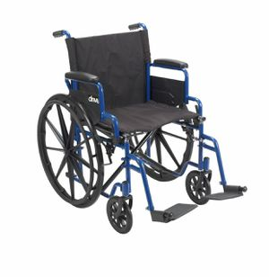 Drive blue streak wheelchair for Sale in Chagrin Falls, OH