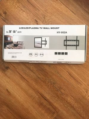 """New Still In The Box 26""""-55""""TV WALL MOUNT Bracket (holds up to 99Ibs)pick up Baldwin Park or downtown store for Sale in Baldwin Park, CA"""