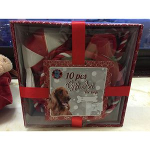 10 pcs gift set for dogs Brand new!! for Sale in San Francisco, CA