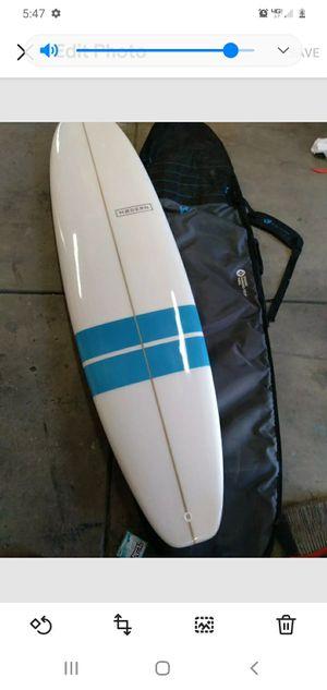 Modern black bird surfboard for Sale in Phelan, CA