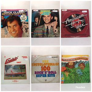 (6) Vinyl Records for Sale in Blacklick, OH
