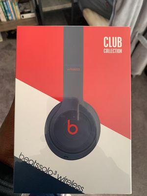 Beats solo 3 wireless for Sale in Burlington, NJ