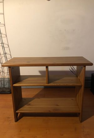 Solid Wood Entrance Table / Small Shelf for Sale in Philadelphia, PA