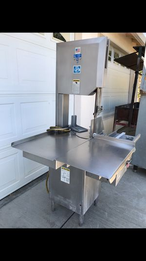 Saw meat cutter for Sale in Fresno, CA