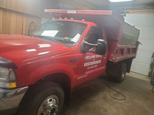 Ford f350 dump diesel for Sale in Rochester, PA